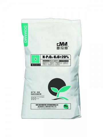 海藻碳酶颗粒水溶肥-多玛姆